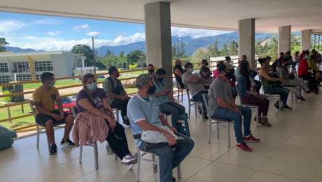 Variante delta provoca que Costa Rica amplie vacunación