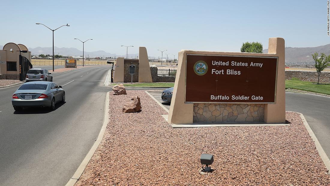 condiciones Fort Bliss