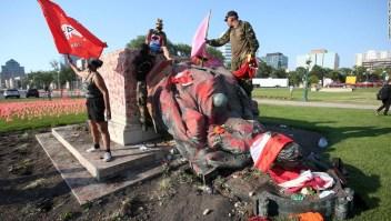 estatuas Canadá