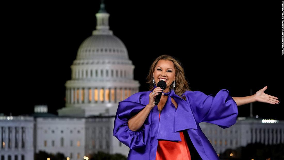 Vanessa Williams criticized for playing