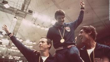 Spitz olímpicos
