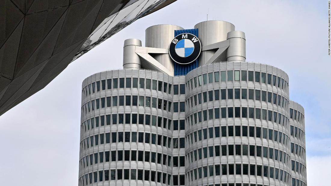 BMW Volkswagen multa