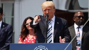Trump fraude