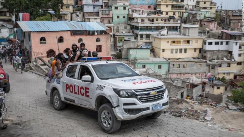 Haití Moïse
