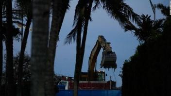 colapso edificio Miami