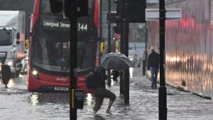 inundaciones Londres
