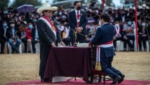 Pedro Castillo gabinete