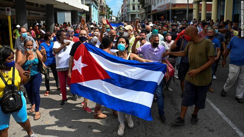 Protestas en Cuba no tienen precedentes, ¿ahora qué sigue? (análisis)