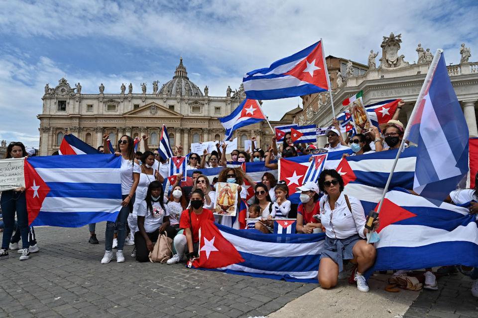 Cuba papa Vaticano