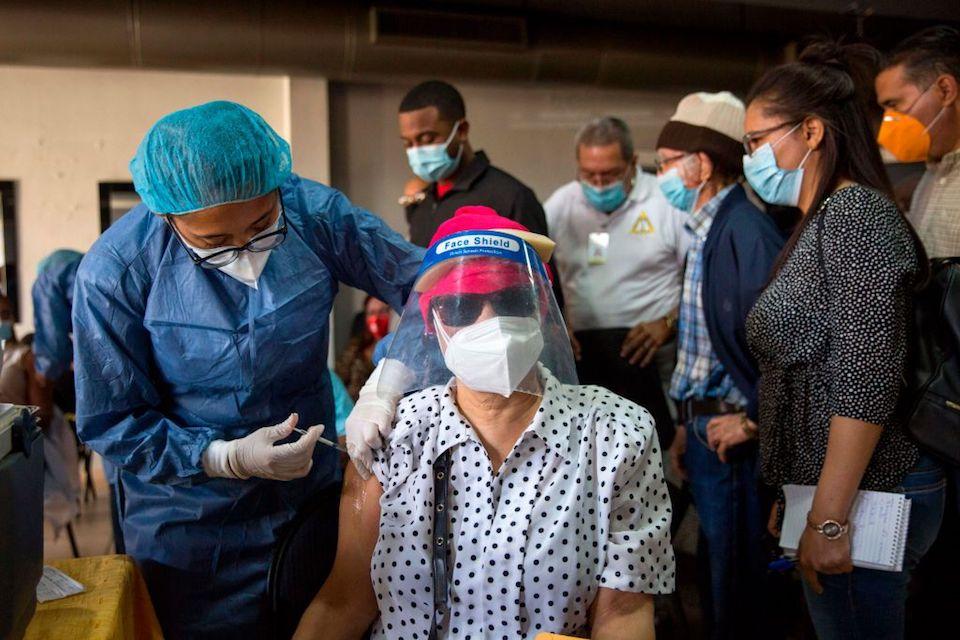 República Dominicana vacuna