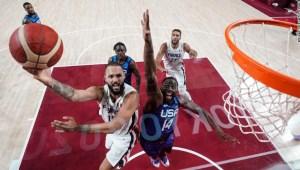 Tokio 2020 baloncesto EE.UU. Francia