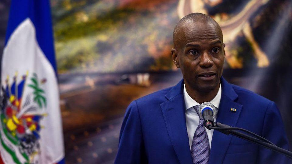 Haití presidente