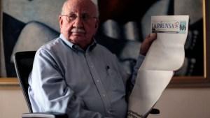 Jaime Chamorro Cardenal La Prensa Nicaragua