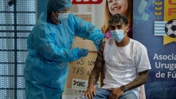 uruguay vacuna