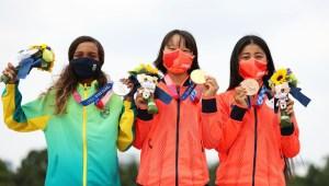 Jóvenes medallas