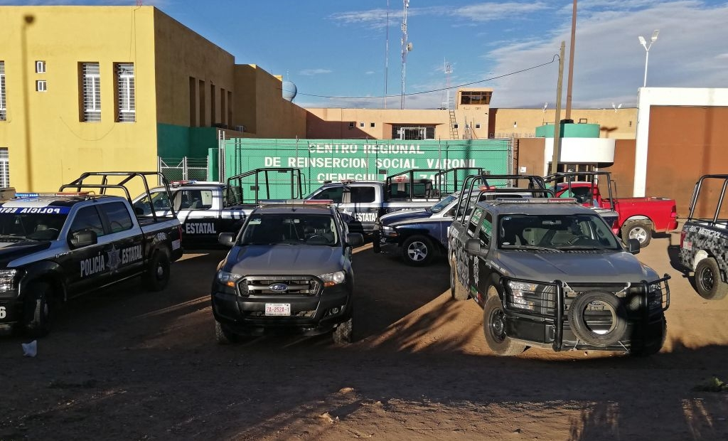 Una prisión en Zacatecas