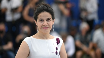 Arcelia Ramírez en Cannes