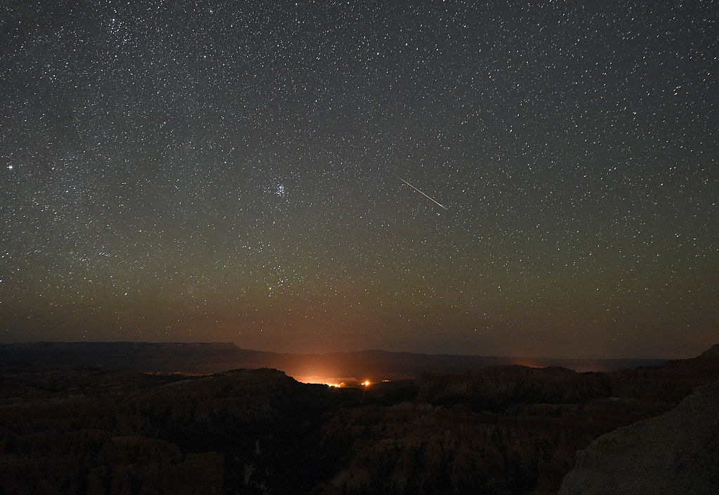 August 2021 Space Calendar: Meteor shower, Blue moon and SpaceX