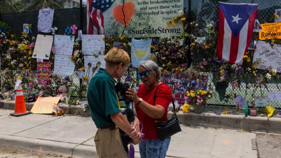 Homenaje en Miami