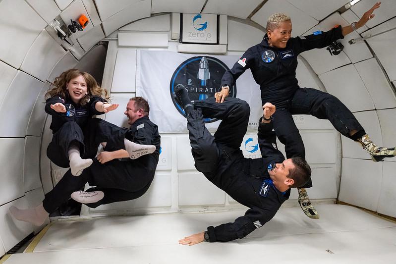 Inspiration4 de SpaceX: todo lo que debes saber de la misión espacial tripulada por civiles