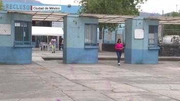 México presos