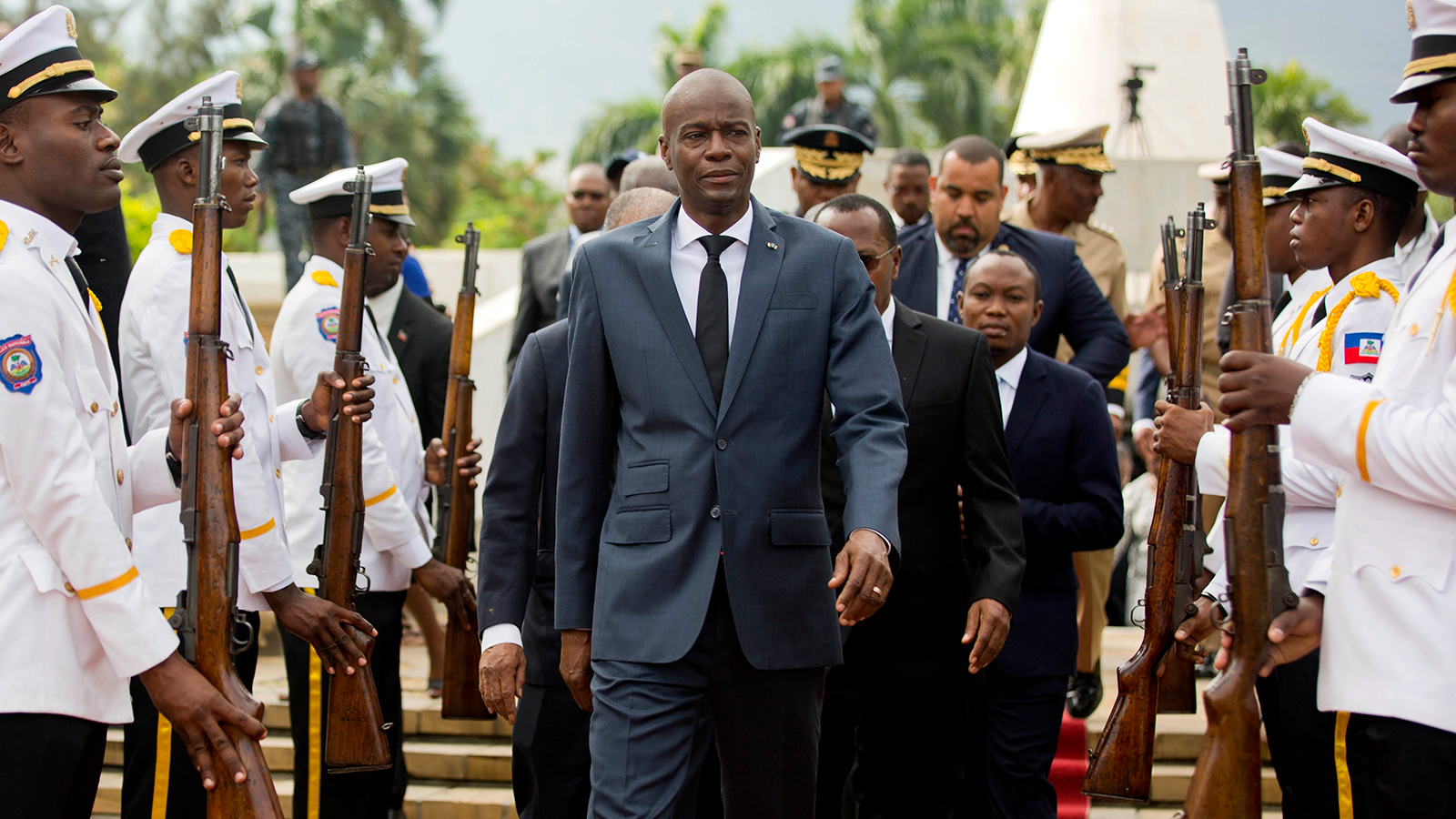 Minuto a minuto: Asesinan al presidente de Haití Jovenel Moïse | CNN