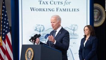 crédito tributario hijos Biden Harris
