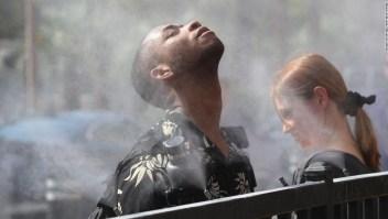 Esto es lo que le sucede a tu cuerpo durante el calor extremo