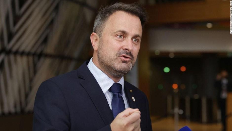 Covid primer ministro Luxemburgo