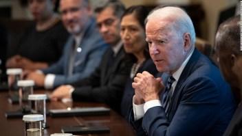 ANÁLISIS | La presidencia de varias crisis de Biden solo se volverá más difícil a medida que pase la marca de los seis meses