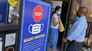 Guía mascarillas CDC ciencia