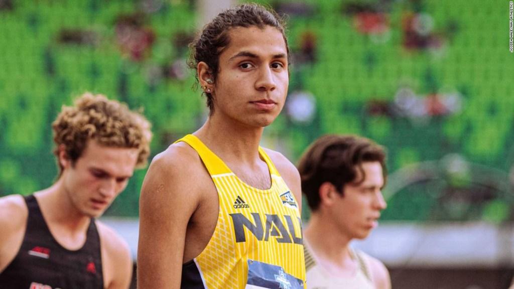 Este corredor clasificó para los Juegos Olímpicos pero su estatus DACA casi lo aleja de su sueño
