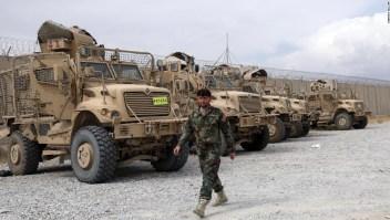 Biden hablará sobre Afganistán en medio de la retirada de las tropas estadounidenses y las ganancias de los talibanes