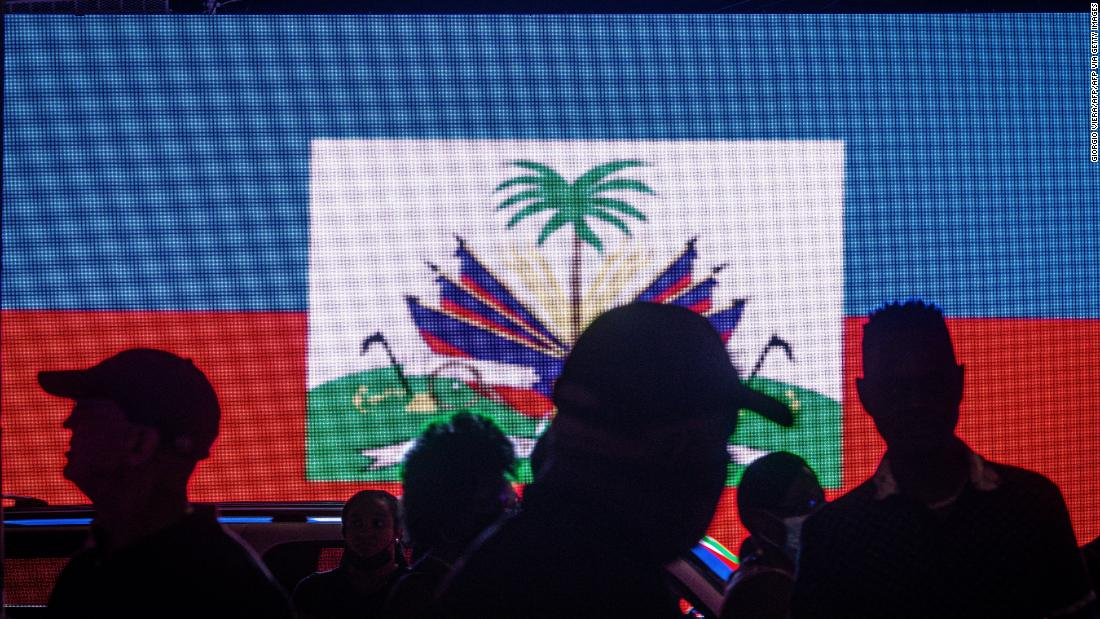 Sospechosos magnicidio Haití