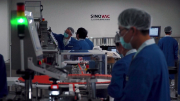 Tailandia Sinovac vacuna covid