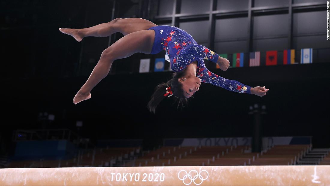 ANÁLISIS | Simone Biles y cómo el miedo afecta la salud mental y la  seguridad de las gimnastas