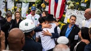 Miami memorial Surfside edificio colapso