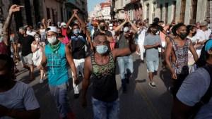 Tras protestas históricas, cubanos se enfrentan a juicios masivos