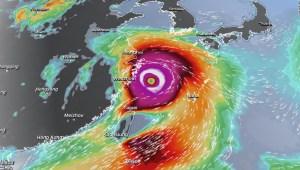 El tifón In-fa azota las islas del sur de Japón mientras se avecina otra amenaza tropical