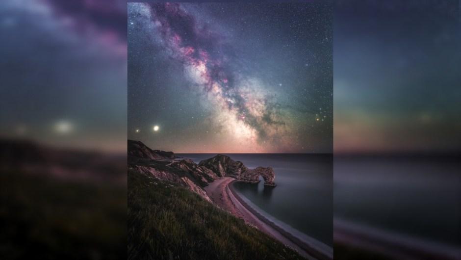 Fotógrafo de Astronomía del Año 2021