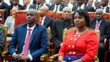 Martine Moise Haití