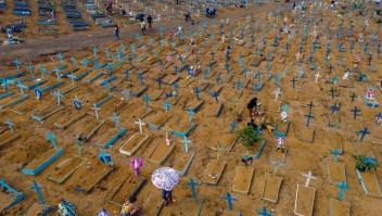 muertes covid America Latina