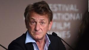 Sean Penn vacunas