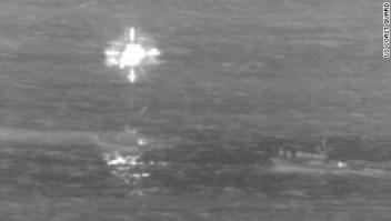 Esto dijo piloto antes de aterrizar de emergencia en agua