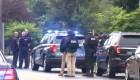 Detienen a 11 personas tras fuerte enfrentamiento armado con la policía en Massachusetts