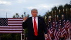 """Donald Trump condena los cargos contra su empresa en un mitin en Florida: """"Lo que están haciendo se ve en el tercer mundo"""""""