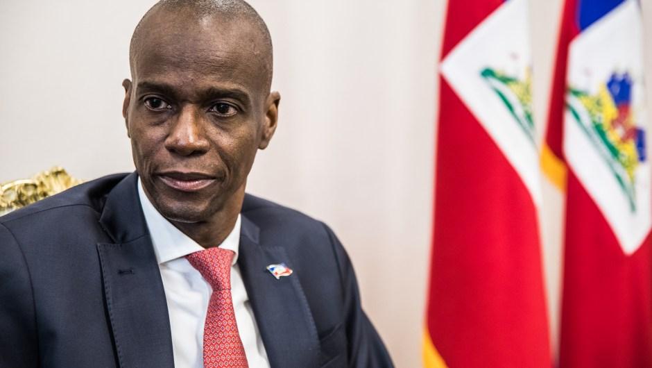 Asesinan a presidente de Haití en asalto a su residenci
