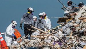 ¿Qué sigue en la fase de recuperación de cuerpos en Miami?