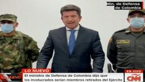 26 colombianos entre sospechosos en Haití, dice la policía