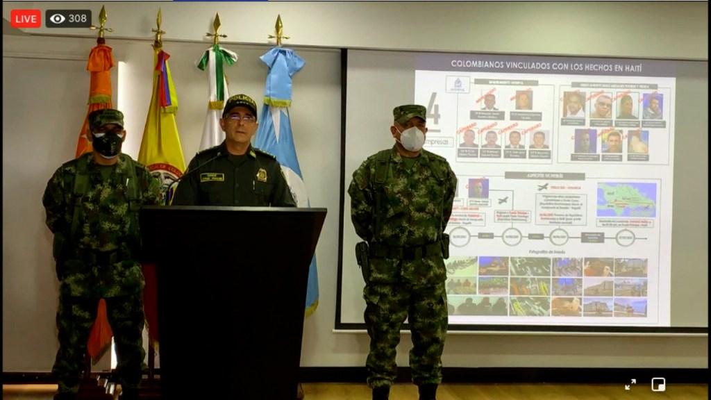 Identifican a colombianos señalados de asesinato de Moïse